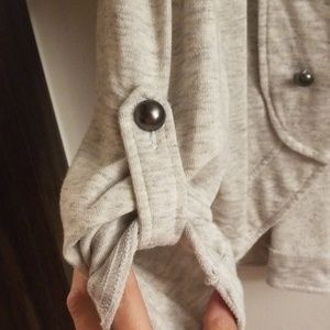 Maurices Sweaters - Sweatshirt Cardigan